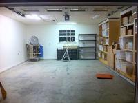 Garage make over Edmonton