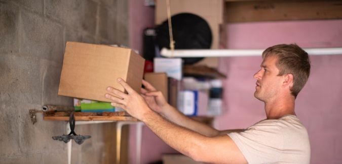 Declutter Your Garage