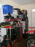 New garage in Edmonton