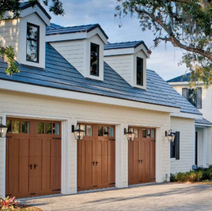 Canyon Ridge Collection Limited Edition Series Garage Door Design collection