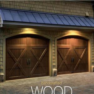 Classic Wood garage door Collection