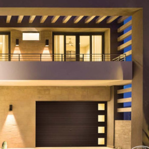 Modern Steel Collection of garage door design: select your garage design and material from this