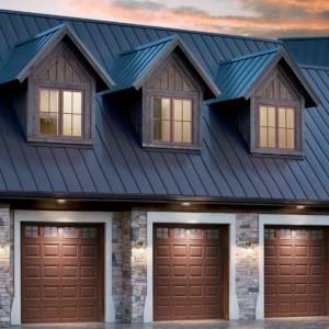 Premium series garage door design: select garage door design from this