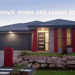 Windows, doors and garage doors coordinated installation in Edmonton