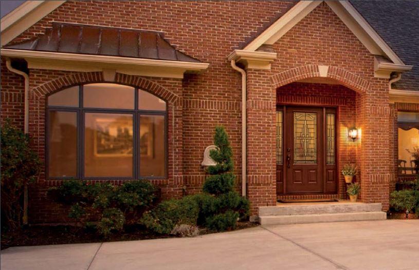 Entree doors and windows trends